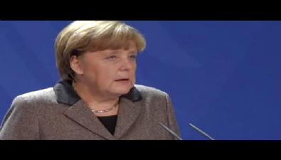 Angela Merkel'den Sultanahmet saldırısı açıklaması