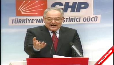 CHP Sözcüsü Haluk Koç basın toplantısı düzenledi