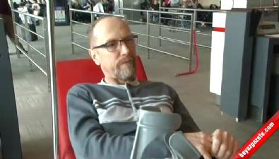 Bombalı Saldırıda Yaralanan Norveçli Turist, Ülkesine Döndü