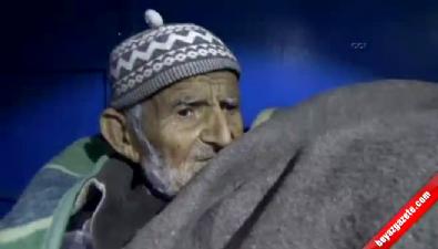 Ölüme terk edilen yaşlı çifti Mehmetçik kurtardı