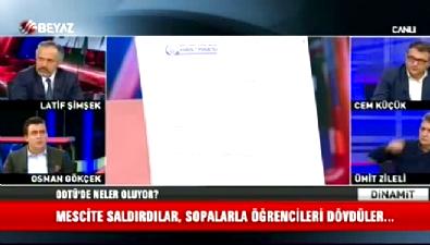 Osman Gökçek: Korkudan şikayet edemiyorlar