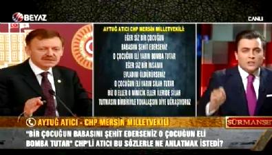 Osman Gökçek: Şehitler yerine neden PKK sempatizanlarını savunuyorsunuz?
