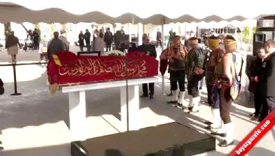 Mustafa Koç'un cenazesi Tatbikat Camisi'ne getirildi