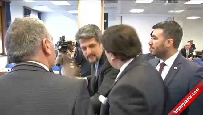 ibrahim aydemir - HDP'li Paylan ile AK Parti Milletvekili Aydemir arasında tartışma