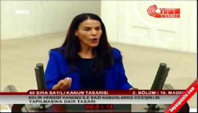 HDP'li vekil Besime Konca'ya cevap gecikmedi