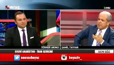 Şamil Tayyar: Türkiye İran'ın karşısında yer almalı