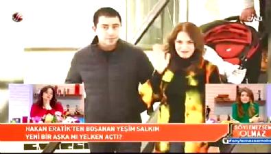 Söylemezsem Olmaz - Murat Karabova Yeşim Salkım ile beraber olduğunu doğruladı