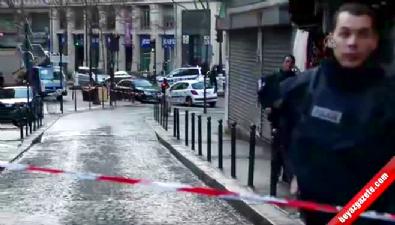 icisleri bakanligi - Paris'te saldırgan öldürüldü
