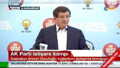 Davutoğlu: Kaosa geçit vermedik