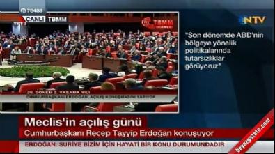 Cumhurbaşkanı Erdoğan'dan AB'ye tepki