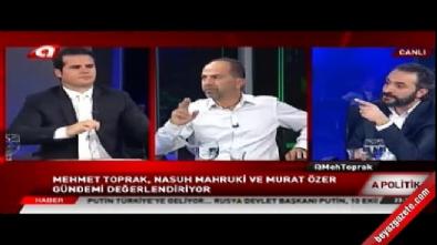 Erdoğan'ı tehdit eden Mahruki'yi susturdu