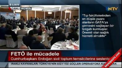 Cumhurbaşkanı Erdoğan: PKK'da bile bu kadar in görmedik