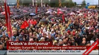 Cumhurbaşkanı Erdoğan: Başika üssü orada duracak