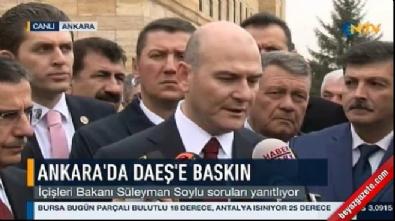 İçişleri Bakanı Soylu'dan Ankara'daki yasağa ilişkin açıklama