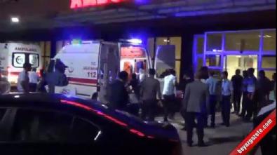 Roket parçaları imha ederken yaralanan polis şehit oldu