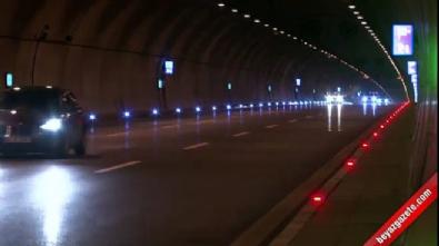 Türkiye'nin en uzun otoyol tünelini inşa ettiler