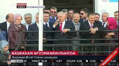 Başbakan Yıldırım: Milletimizle gurur duyuyoruz