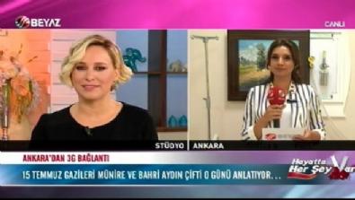15 Temmuz Gazileri Röportajı / Kübra Avan
