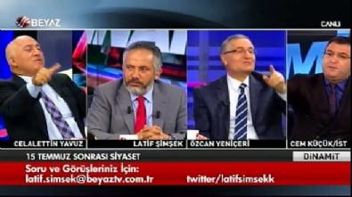 Cem Küçük: Türkeş yaşasaydı FETÖ'yü öldürtürdü