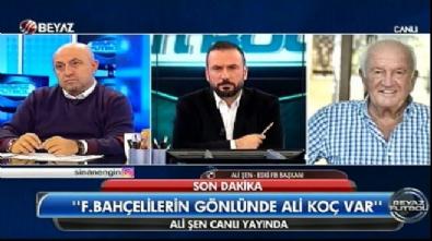 fenerbahce - Ali Şen: Aziz Yıldırım bırakmalı