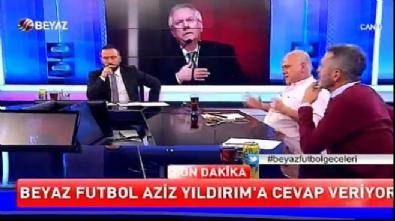 Ahmet Çakar Aziz Yıldırım'a cevap verdi