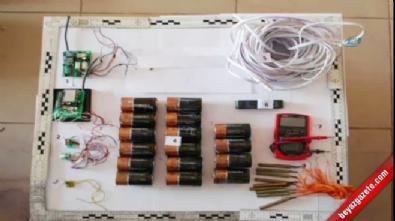 mersin - Bombalı saldırı hazırlığındaki 12 terörist yakalandı