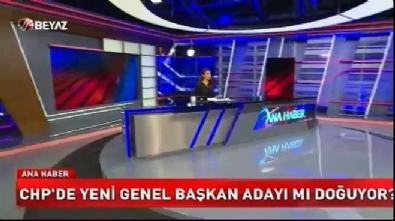 CHP'de yeni genel başkan adayı mı doğuyor?