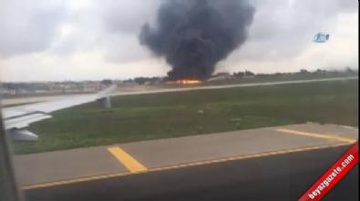 Malta'da uçak düştü: 5 ölü!