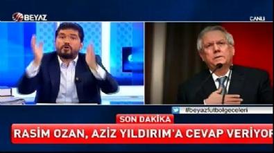 aziz yildirim - Rasim Ozan: Yıldırım gezi tezahüratlarına şimdi izin versin