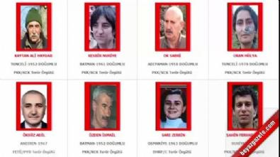 Adil Öksüz 'aranan teröristler' listesinde