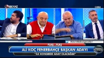 Ahmet Çakar Şekip Mosturoğlu'na patladı