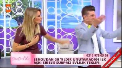 Esra Erol'la - Ankaralı Şenol'un evlilik teklifini duyan Esra Erol çıldırdı!