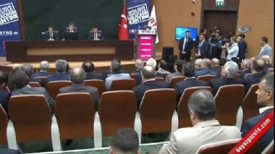 Mehmet Özhaseki: FETÖ insanları tehdit etmiş