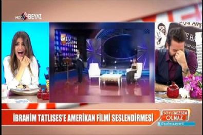 Tatlıses - Tilbe kavgasına Amerikan filmi dublajı