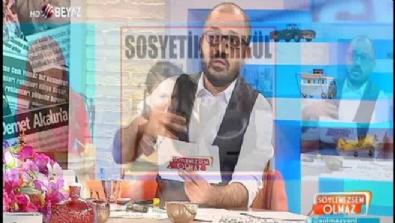 Sosyetik Zeyna Eda Taşpınar'dan 90 kiloluk şov