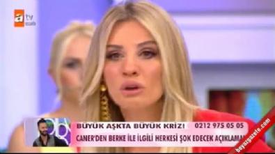 Esra Erol canlı yayında gözyaşlarına boğuldu!