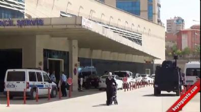 Siirt'te nöbet tutan askerin üzerine yıldırım düştü: 1 şehit, 1 yaralı Haberi