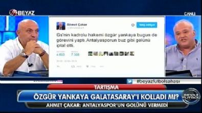Ahmet Çakar: Özgür Yankaya Galatasaray'ın mevsimlik işçisidir