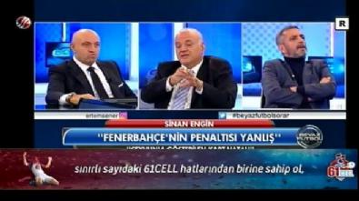 Ahmet Çakar'dan 'kaşar hakem' eleştirisi