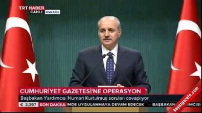 bakanlar kurulu - Bakanlar Kurulu ardından Cumhuriyet gazetesi açıklaması