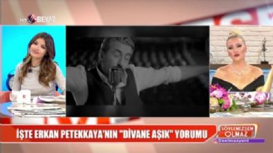 Erkan Petekkaya Divane Aşık türküsünü yorumladı