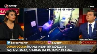 Osman Gökçek: CHP'liler camiye saldıranları neden koruyor?