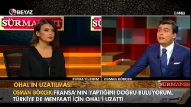 Osman Gökçek: OHAL'i doğru buluyorum