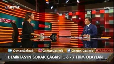 Osman Gökçek: Demirtaş için Yasin Börü'nün vefatı bir şey ifade etmiyor