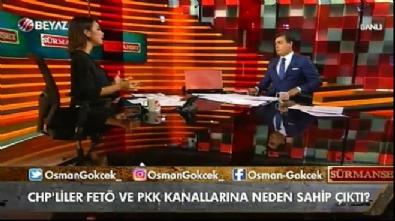 Osman Gökçek: FETÖ'yü savunan CHP'liler şimdi PKK televizyonunu savunuyorlar