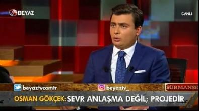 Osman Gökçek: Lozan'la ilgili görüşmeleri yapan Yahudi'dir