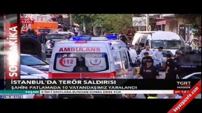 Vasip Şahin'den bombalı saldırı açıklaması...