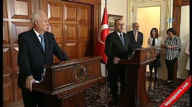 Bakan Çavuşoğlu: 'Musul operasyonu yerel güçler tarafından hayata geçirilmeli'