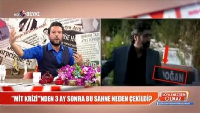 kurtlar vadisi - Kurtlar Vadisi Pusu'da Erdoğan yazılı mezar taşı