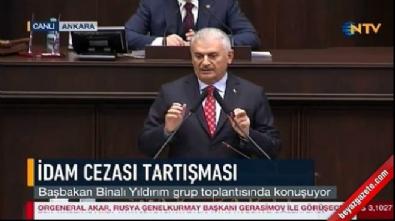 Başbakan'dan Bahçeli'nin idam çağrısına yanıt